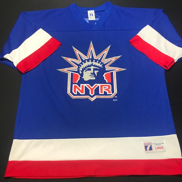 differently 13e35 cdf8a Rare Vintage NY Rangers Wayne Gretzky Jersey